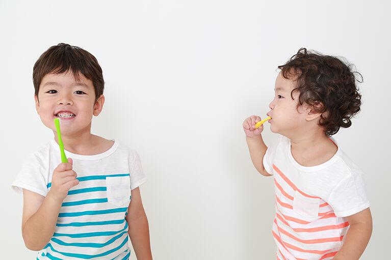 大人と意思疎通が図れる3歳ごろが目安です
