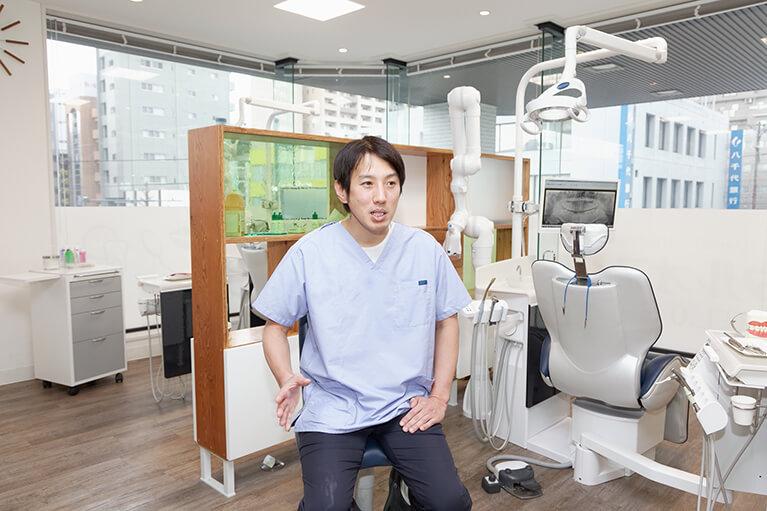 予防歯科で行うこと